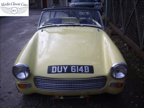 Austin Healey Sprite For Sale Fast Road Car Fully Restored By Merlin 6