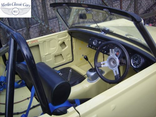 Austin Healey Sprite For Sale Fast Road Car Fully Restored By Merlin 9