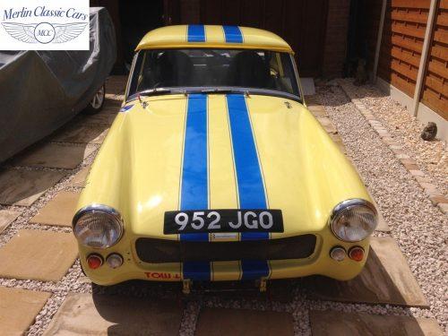 Austin Healey Sprite Race Car (12)