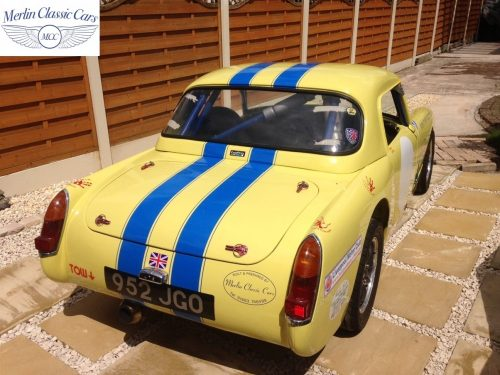 Austin Healey Sprite Race Car (16)