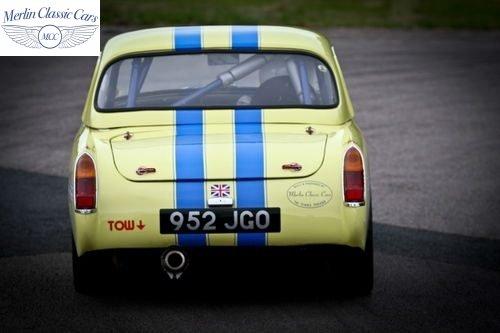 Austin Healey Sprite Race Car (2)