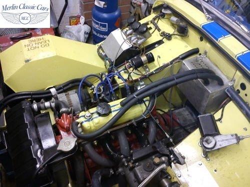 Austin Healey Sprite Race Car (3)