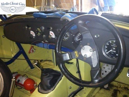 Austin Healey Sprite Race Car (5)