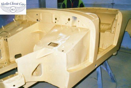 Austin Healey Sprite Race Car Restoration (12)