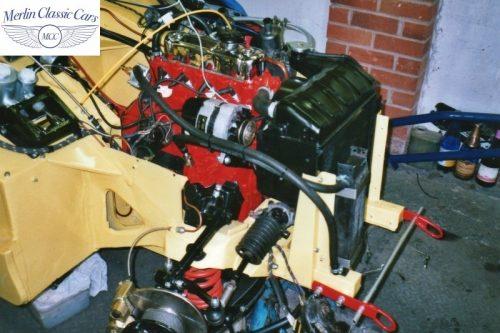 Austin Healey Sprite Race Car Restoration (16)