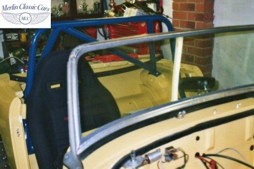 Austin Healey Sprite Race Car Restoration (17)