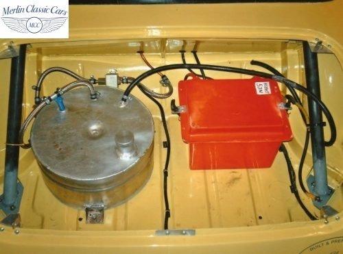 Austin Healey Sprite Race Car Restoration (18)