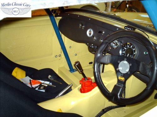 Austin Healey Sprite Race Car Restoration (19)