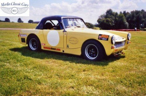 Austin Healey Sprite Race Car Restoration (20)
