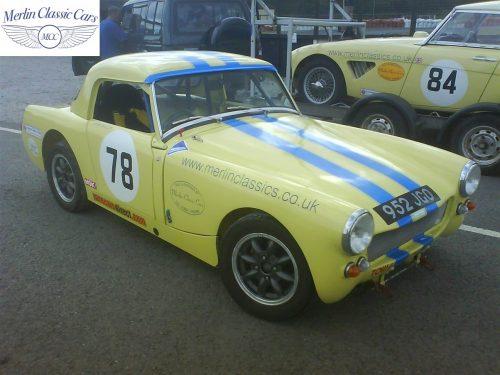 Austin Healey Sprite Race Car Restoration (27)