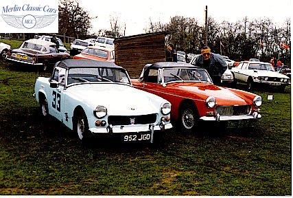 Austin Healey Sprite Race Car Restoration (3)