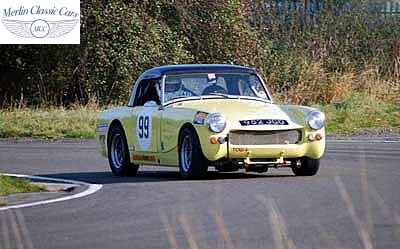 Austin Healey Sprite Race Car Restoration (31)