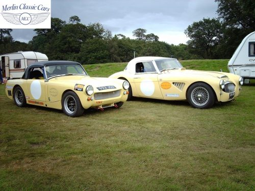 Austin Healey Sprite Race Car Restoration (40)