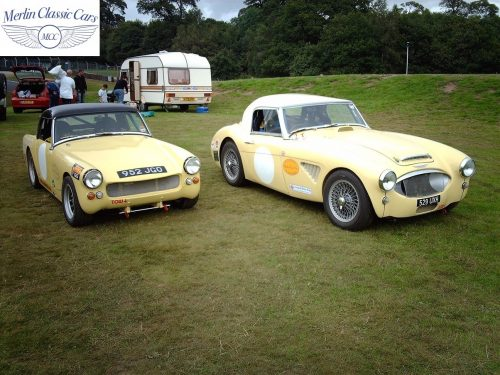 Austin Healey Sprite Race Car Restoration (41)