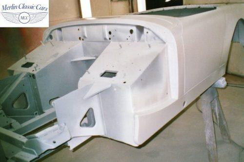 Austin Healey Sprite Race Car Restoration (8)