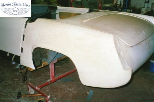 Austin Healey Sprite Race Car Restoration (9)