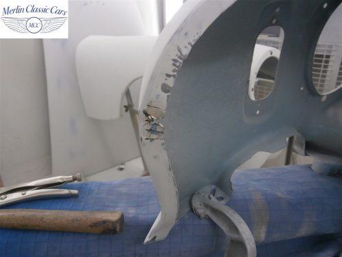 Austin Healey Sprite Restoration Concours Spec 102