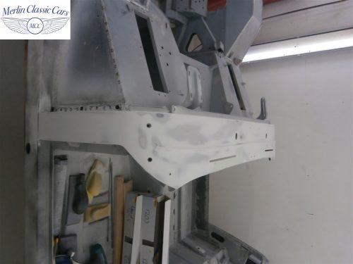 Austin Healey Sprite Restoration Concours Spec 106