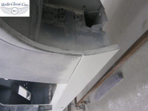 Austin Healey Sprite Restoration Concours Spec 115