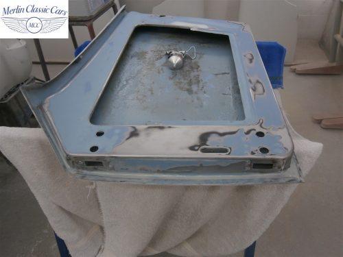 Austin Healey Sprite Restoration Concours Spec 141