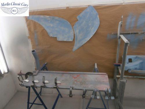 Austin Healey Sprite Restoration Concours Spec 160