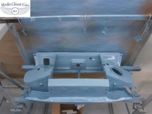 Austin Healey Sprite Restoration Concours Spec 167
