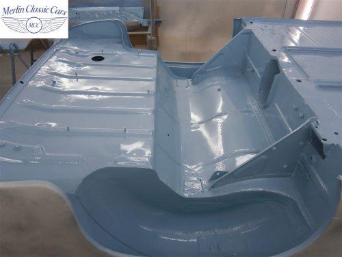 Austin Healey Sprite Restoration Concours Spec 171