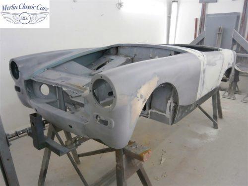 Austin Healey Sprite Restoration Concours Spec 18