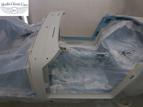 Austin Healey Sprite Restoration Concours Spec 193