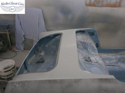 Austin Healey Sprite Restoration Concours Spec 196