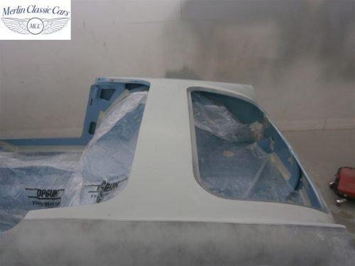 Austin Healey Sprite Restoration Concours Spec 197