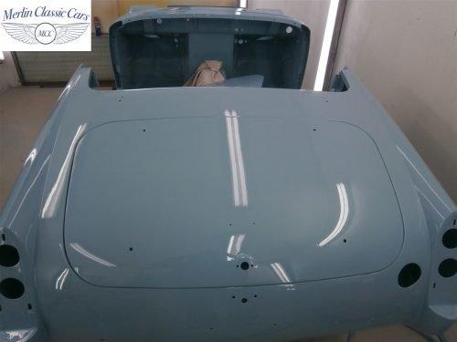 Austin Healey Sprite Restoration Concours Spec 237