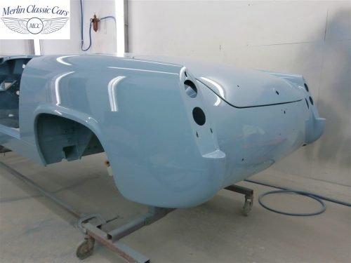 Austin Healey Sprite Restoration Concours Spec 243