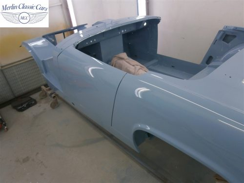 Austin Healey Sprite Restoration Concours Spec 250