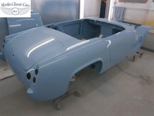 Austin Healey Sprite Restoration Concours Spec 251