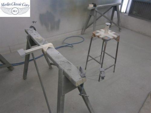 Austin Healey Sprite Restoration Concours Spec 280