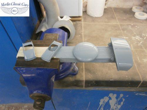 Austin Healey Sprite Restoration Concours Spec 285