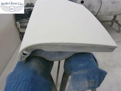 Austin Healey Sprite Restoration Concours Spec 93