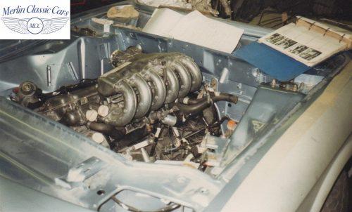 BMW CSL Restoration 5