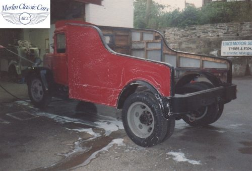 Bedford Pickup Tow Truck