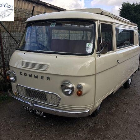 Commer Camper Van Restoration 14