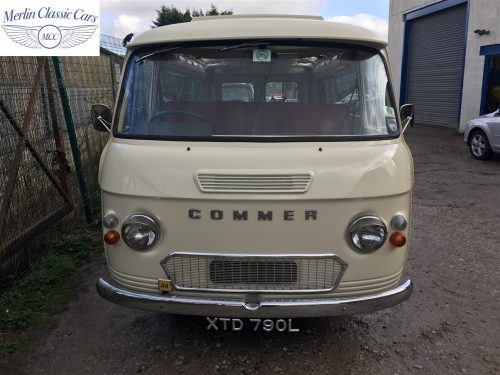 Commer Camper Van Restoration 15