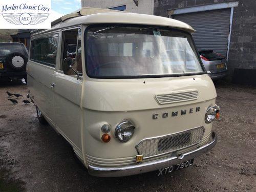 Commer Camper Van Restoration 16