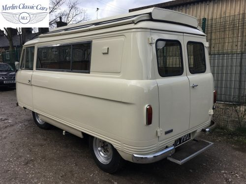 Commer Camper Van Restoration 18