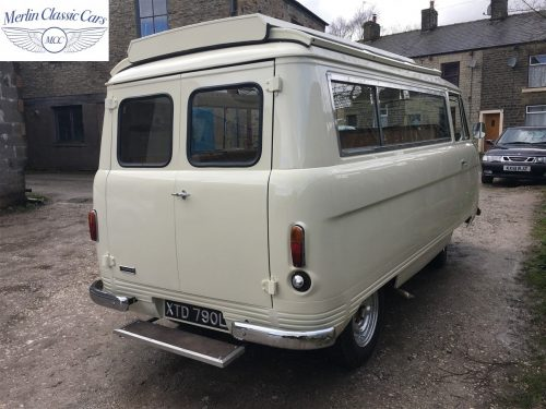 Commer Camper Van Restoration 20