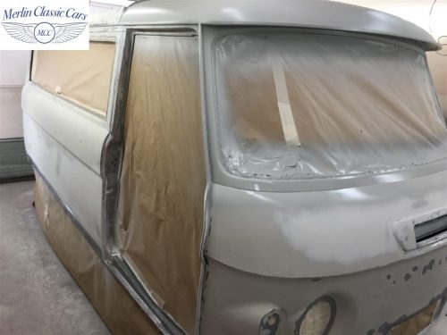 Commer Camper Van Restoration 3