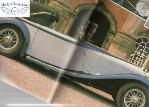 Delage D8S Photos In Magazine 1