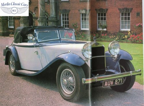 Delage D8S Photos In Magazine 3