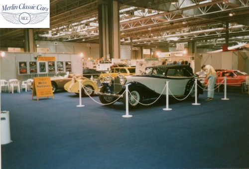 Delage D8S Show Photos 2