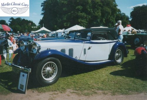 Delage D8S Show Photos 5